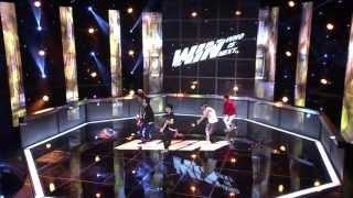 getlinkyoutube.com-[WIN : WHO IS NEXT] TEAM B 1st Battle Round 2 (Dance Battle) - 그xx (That XX) & Crayon - G-DRAGON