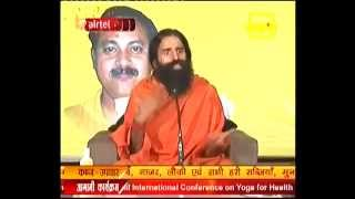getlinkyoutube.com-Baba Ramdev Says Rajiv Dixit had Sugar BP & Heart problems !!!!