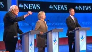 getlinkyoutube.com-Democratic Presidential Debate In New Hampshire (FULL DEBATE)
