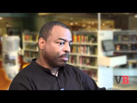 Reading Rainbow is back - exclusive video interview with Levar Burton