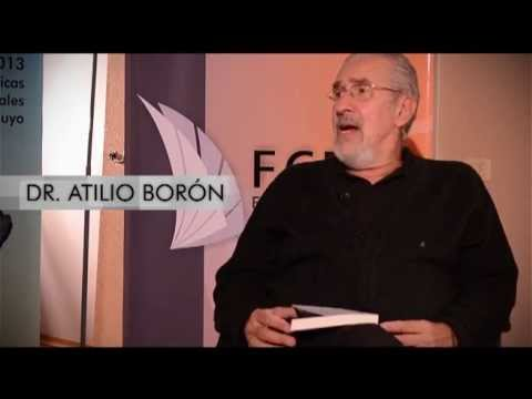 ENTREVISTA DR. ATILIO BORN