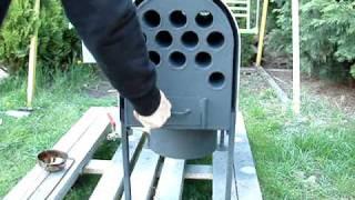 Waste Oil Burner Mini boiler (mini kotol-vysušač 5-15kw) EDISGAS