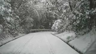 getlinkyoutube.com-エスティマHV(4WD)の雪道バック登坂性能(電気駆動)
