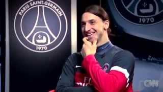 getlinkyoutube.com-Ibrahimovic talks about messi and cr7