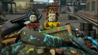 Timothy and the Rainbow Truck - UK - HD