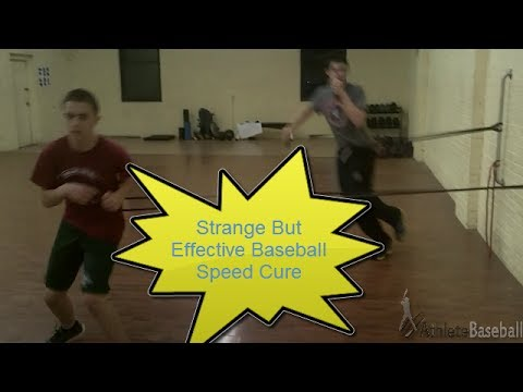 Baseball Speed and Agility Training: How to Steal Bases and Improve As An Athlete