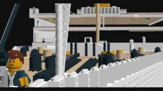 getlinkyoutube.com-RMS Lego Titanic Sets