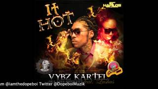 Vybz Kartel & Lushus - It Hot