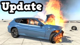 getlinkyoutube.com-BeamNG Drive Update 0.5.2 - ETK 800 Suspension Test + Crash