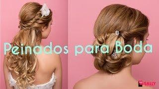 getlinkyoutube.com-Ideas de Peinados para Boda