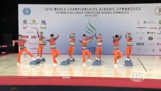 getlinkyoutube.com-Step China - Aerobic Worlds 2012
