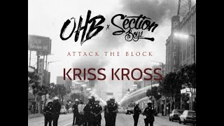 Chris Brown - Kriss Kross ft. Young Blacc & Luvaboy TJ (Lyrics) - Attack The Block HD
