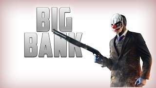 getlinkyoutube.com-Big Bank Solo Stealth - Payday 2 - Death Wish (Solo Stealth)