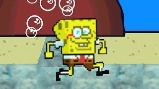 getlinkyoutube.com-LittleBigPlanet 2- Spongebob SquarePants Platformer