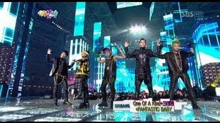 getlinkyoutube.com-[HD] BIGBANG CRAYON & FANTASTIC BABY @ 2012 SBS 가요대전