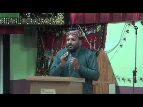 AHMED ALI HAKIM NEW KALAM BY MUHAMMAD SHAZAD QADRI  12-4-2014 IN GREECE