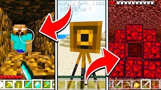 getlinkyoutube.com-7 COSAS QUE FUERON ELIMINADAS EN MINECRAFT PE !! (MINECRAFT POCKET EDITION 1.0)