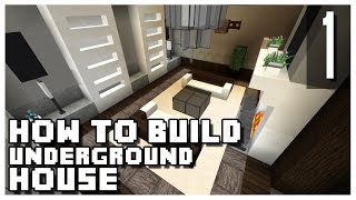 getlinkyoutube.com-How to Build an Underground House in Minecraft - Part 1