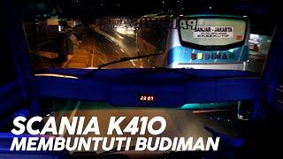 getlinkyoutube.com-Scania K410 Satria Muda Membuntuti Budiman