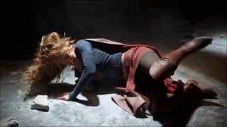 getlinkyoutube.com-Supergirl getting the hell beaten out of her (ryona)