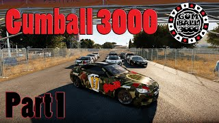 getlinkyoutube.com-Forza Horizon 2 - Gumball 3000 Day 1 [Part 1]
