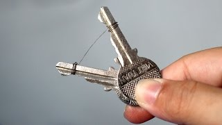 getlinkyoutube.com-How to make a Foam Cutter with Two Keys