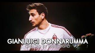 getlinkyoutube.com-Gianluigi Donnarumma - Man Of The Year - Best Saves & Skills - 2016 AC Milan - HD