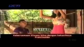 getlinkyoutube.com-kebersamaan Elisany Silva dengan Francinaldo kekasihnya