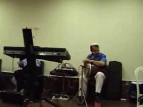 חפלה פרסית (טבריה 2013 חלק 1) MUSIC ASIL IRANI