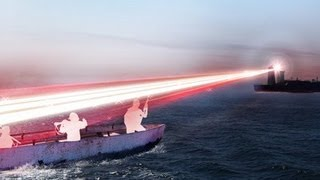Tesla Laser Weapon System (LaWS) (HD)