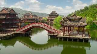 getlinkyoutube.com-Samsung HD Demo - Colour Of China 1080p