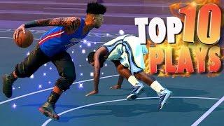 NBA 2K16 TOP 10 PARK Ankle Breakers, Crossovers, Posterizers & Putbacks