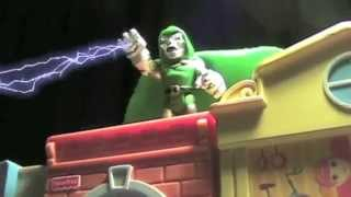 getlinkyoutube.com-Justice and Vengeance, Part 2 (Justice League vs. Avengers)