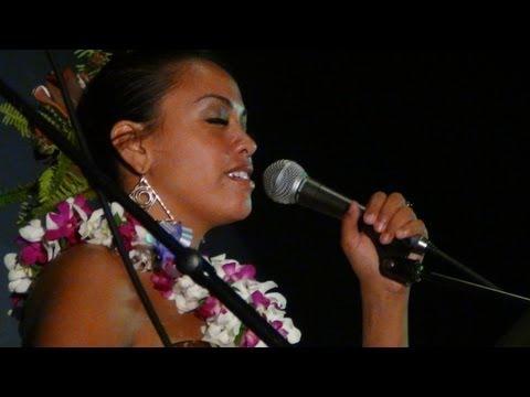 Hawane Rios #2 Live Original Song @ BIMA 2013