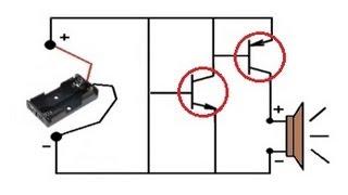 getlinkyoutube.com-Como hacer un mini amplificador con 2 transistores