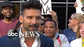 getlinkyoutube.com-The Purge: Election Year | Frank Grillo Interview