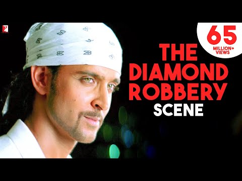 The Diamond Robbery - Scene - Dhoom 2