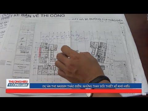 Dự án The Nassim Thảo Điền - Những thay đổi thiết kế khó hiểu