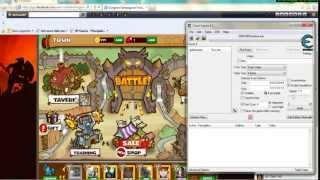 getlinkyoutube.com-Hack de Velocidad en dungeon rampage con cheat engine 6.2