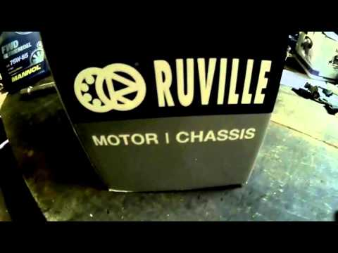 Rover 214i Замена шруса и масла в коробке