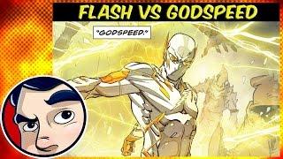 "getlinkyoutube.com-Flash ""Flash Vs Godspeed"" - Rebirth Complete Story"
