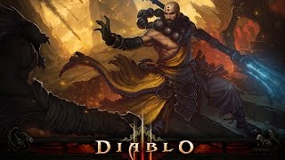 getlinkyoutube.com-[DantaTV] 디아블로3 랭킹1위 정전기 수도사 79단 클리어 [Diablo3] GR79 Solo Monk