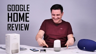 UNBOXING & REVIEW - Google Home - Boxa cu inteligen?? artificial?!