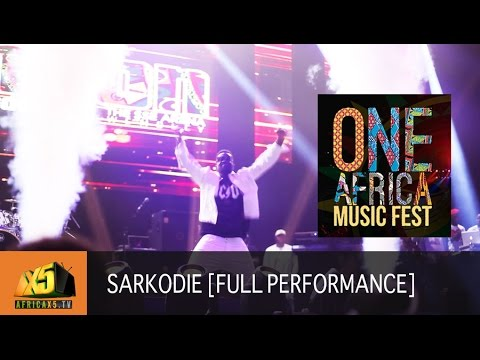 ONE AFRICA MUSIC FEST 2017 | Sarkodie [Full Performance]