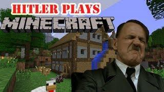getlinkyoutube.com-Hitler Plays Minecraft!