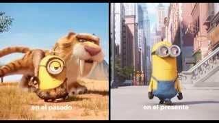 getlinkyoutube.com-Los Minions y Cinesa