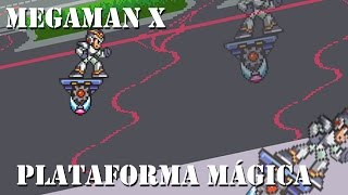 getlinkyoutube.com-MegaMan X (SNES) - Plataforma mágica (Phantom Grab Glitch)