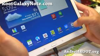 getlinkyoutube.com-How to Root Galaxy Note 10.1 2014 Edition!