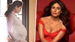 getlinkyoutube.com-WATCH Pregnant Kareena Kapoor HOT Photoshoot for Grazia Magazine