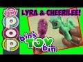 My Little Pony Pop Cheerilee & Lyra Heartstrings Customizable Ponies! Review by Bins Toy Bin
